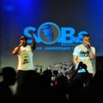 SOB's